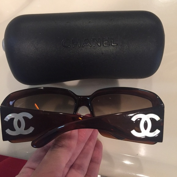 fd1dffce22de3 CHANEL Accessories - Chanel sunglasses 5076-H in tortoise